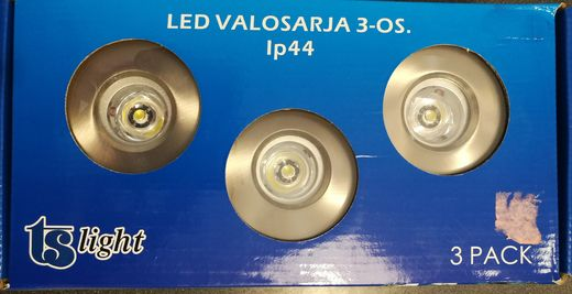TS-Light Led valosarja 3-os