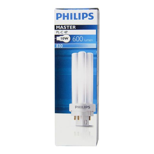 Philips PL-C 10W/830/4P